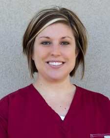 Amanda Nuckles - Registered Dental Hygienist